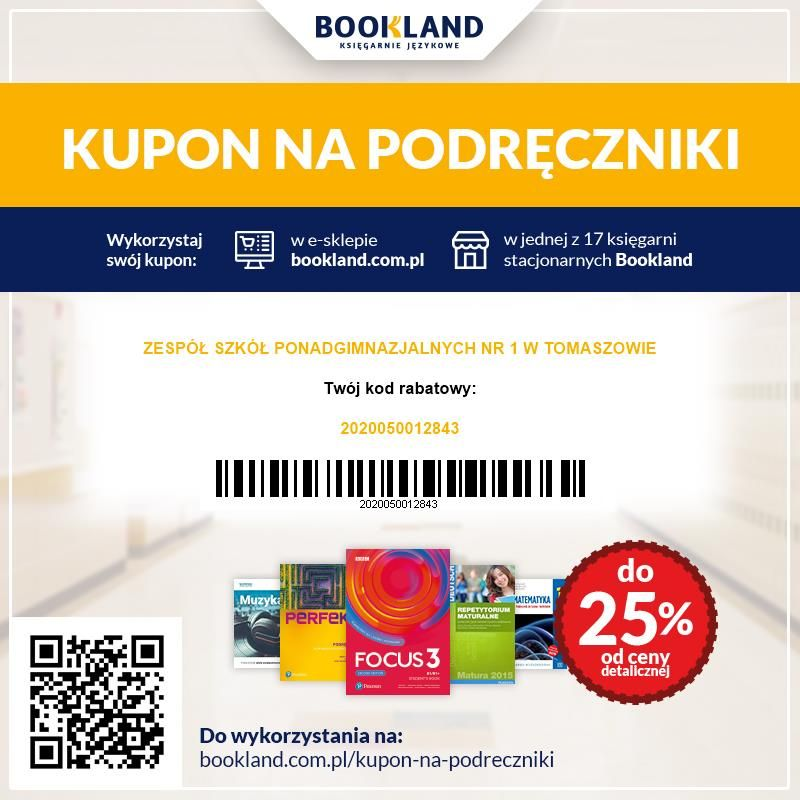 kupon ZSP1 bookland
